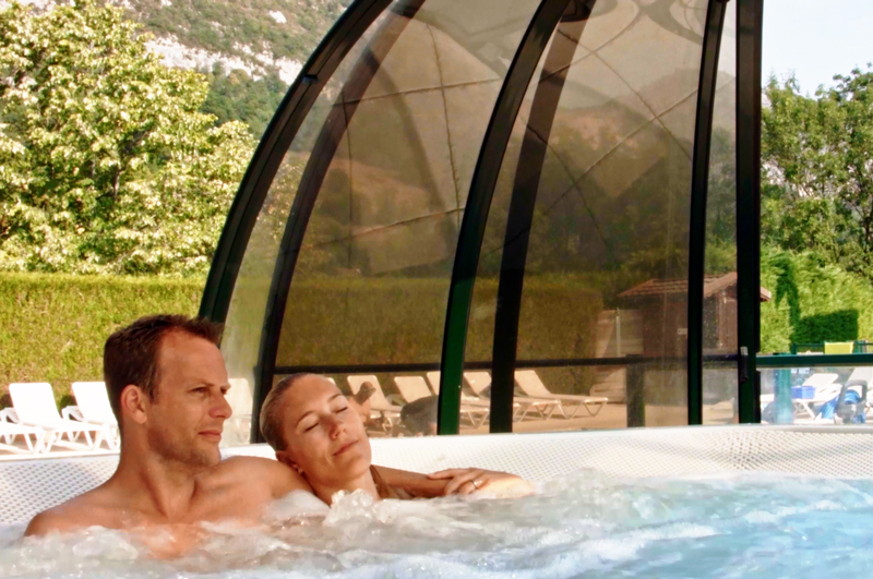 jacuzzi spa detente annecy