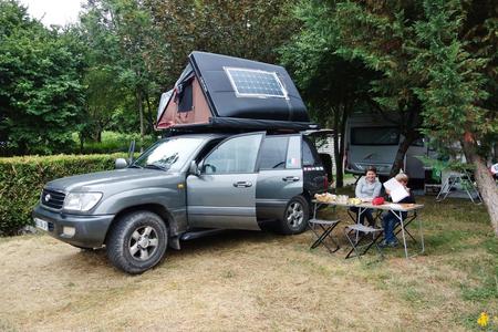 4x4 tente de toit
